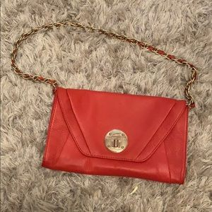 Elliott Luca coral purse